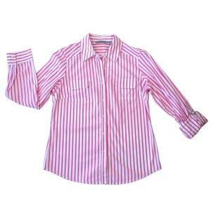 Signature by Larry Levine | Pink/White Top (Med)